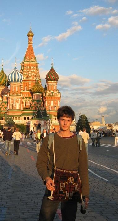 Départ Moscou 2006